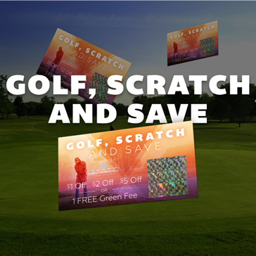 Twilight Scratch Off at Forest Preserve Golf