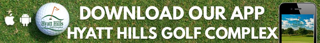 Hyatt Hills Golf App