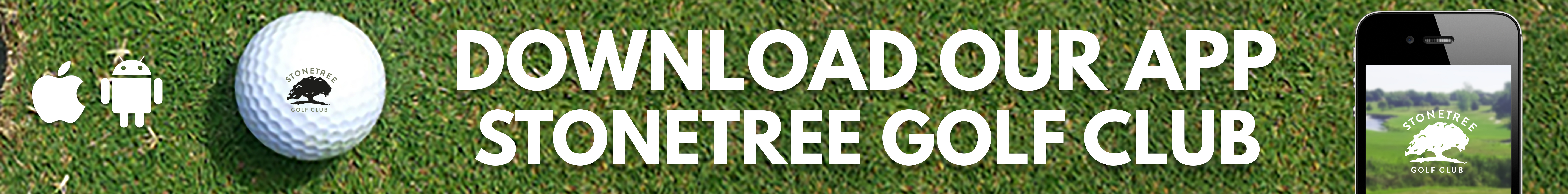 Stonetree Golf App