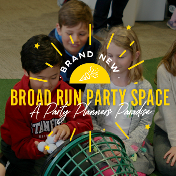 broad run event party space