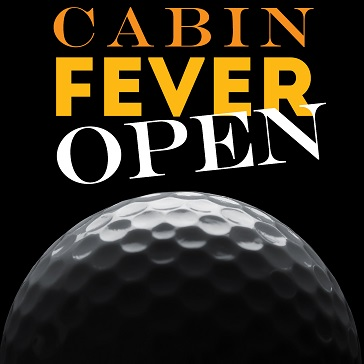 Cabin Fever Open at Rock Manor February 21st