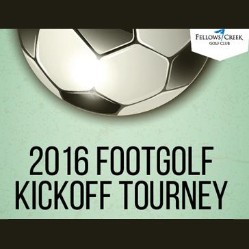 FootGolf Kick Off Tournament