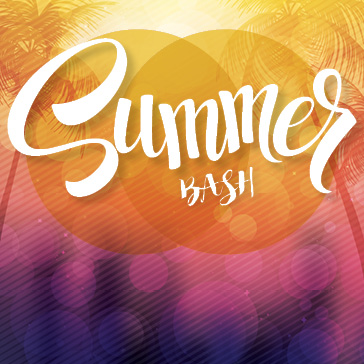 Summer Bash at golf course