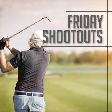 Friday Shootout Golf Tournaments at Colony West Golf Club in Tamarac, FL