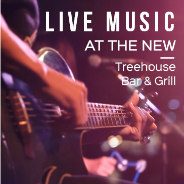 The first event at the new Treehouse Bar and Grill in Brea, CA featuring live music and burgers