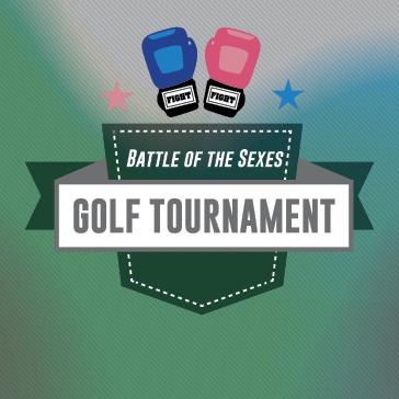 Battle of the Sexes Golf Tourny at Sanctuary Ridge