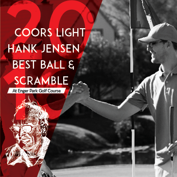 Coors Light Hank Jensen Best Ball and Scramble