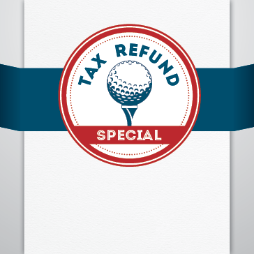 Tax Refund Special at Bent Creek