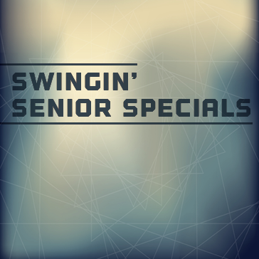 Swingin Senior Golf Specials