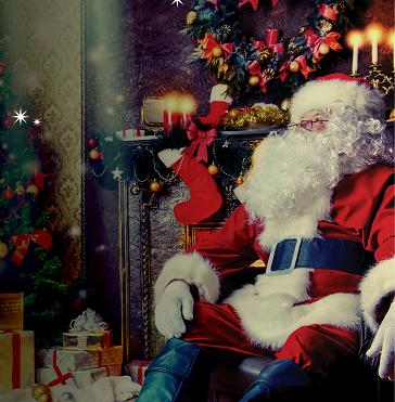 Christmas, Brunch or Breakfast with Santa