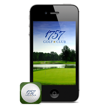 1757 Golf Club App Banners