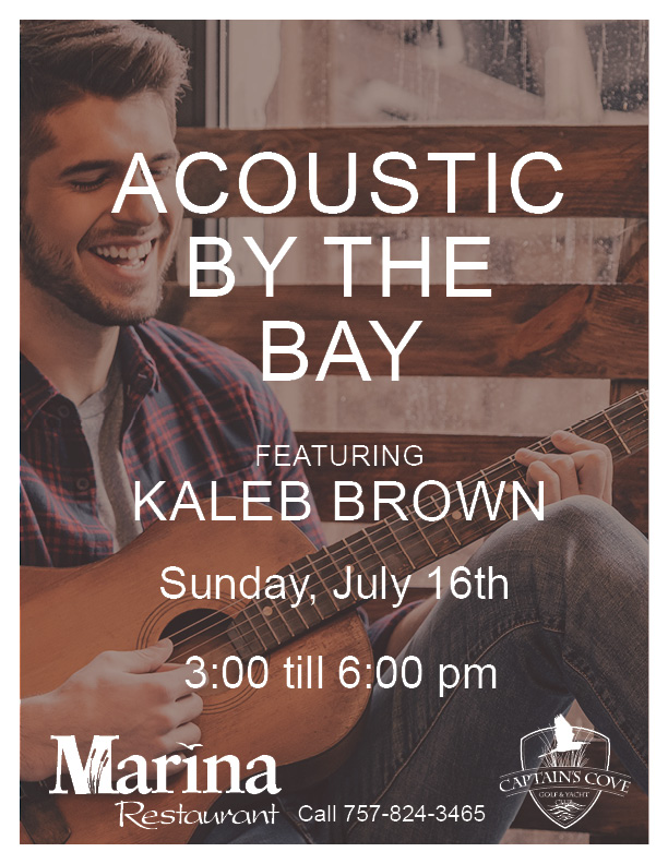 Acoustic By The Bay ft. Kaleb Brown