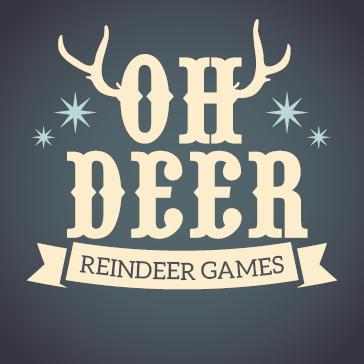 Reindeer Games Golf Event at a Billy Casper Golf Course