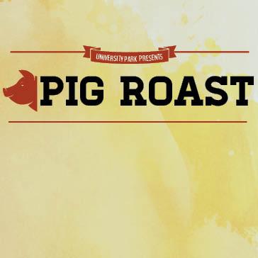 Pig Roast at University park Golf club