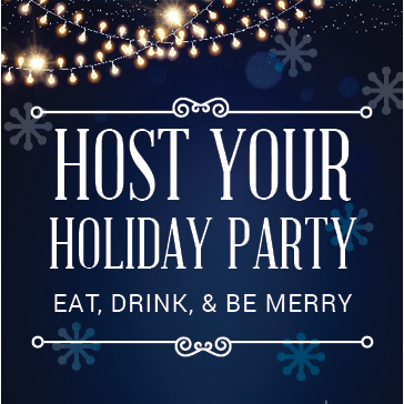 Holiday Parties at Orchard Valley Golf Course in Aurora, Illinois