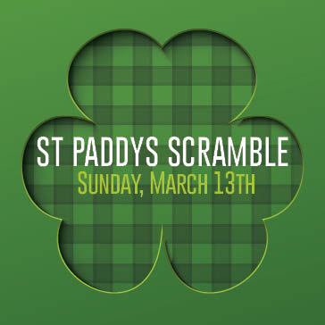 ORchard Valley Golf Course St. Paddys Day Scramble