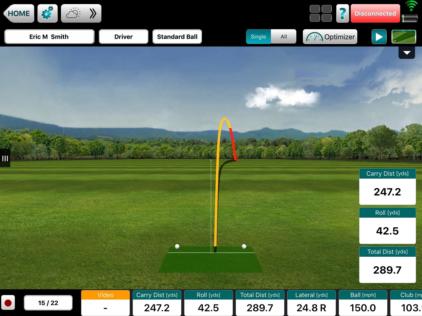 Flightscope Broad Run Golf