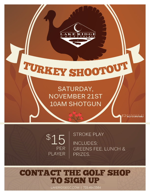 2015 LRGC Turkey Shoot