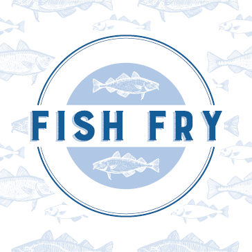 Fish Fry event at golf course