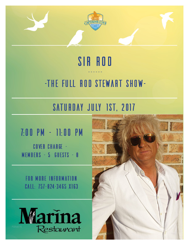 Sir Rod - The Full Rod Stewart Show
