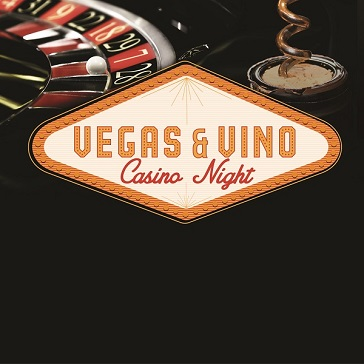Vegas and Vino Casino Night