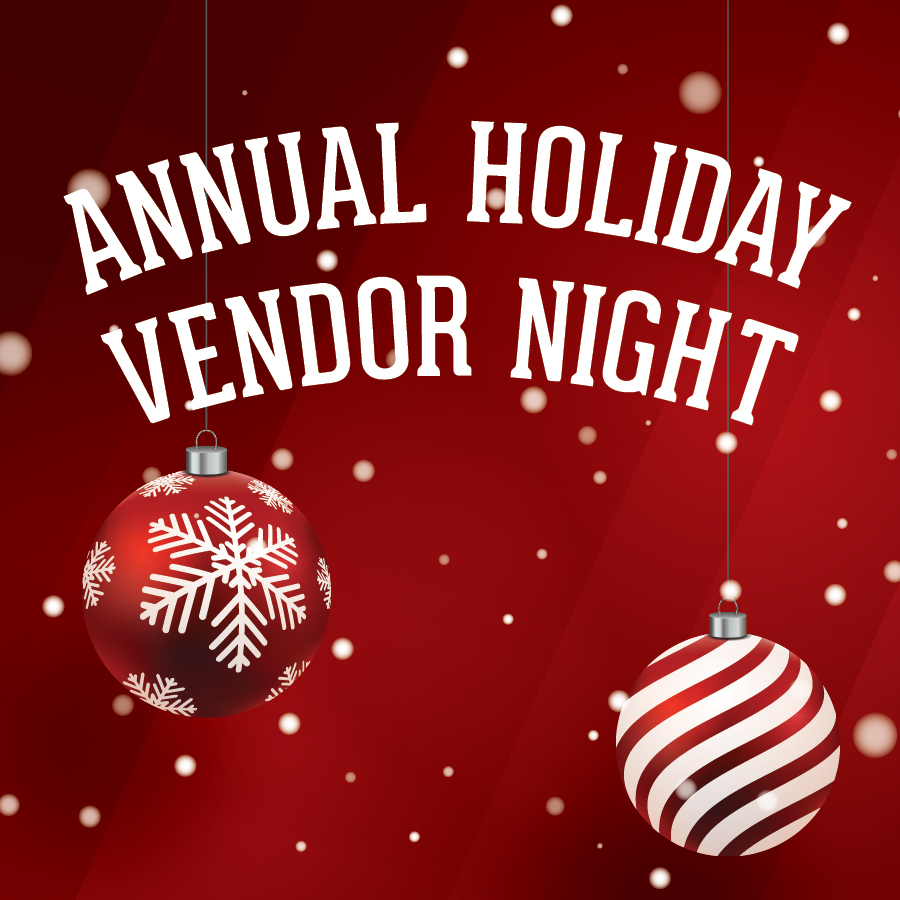 Annual Holiday Vendor Night at St Johns Golf and Country Club in St Augustine, FL