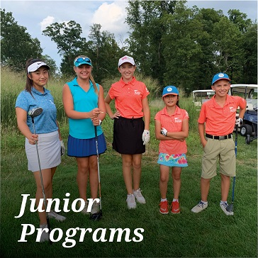 Junior Golf Programs, instruction lessons improve golf academy