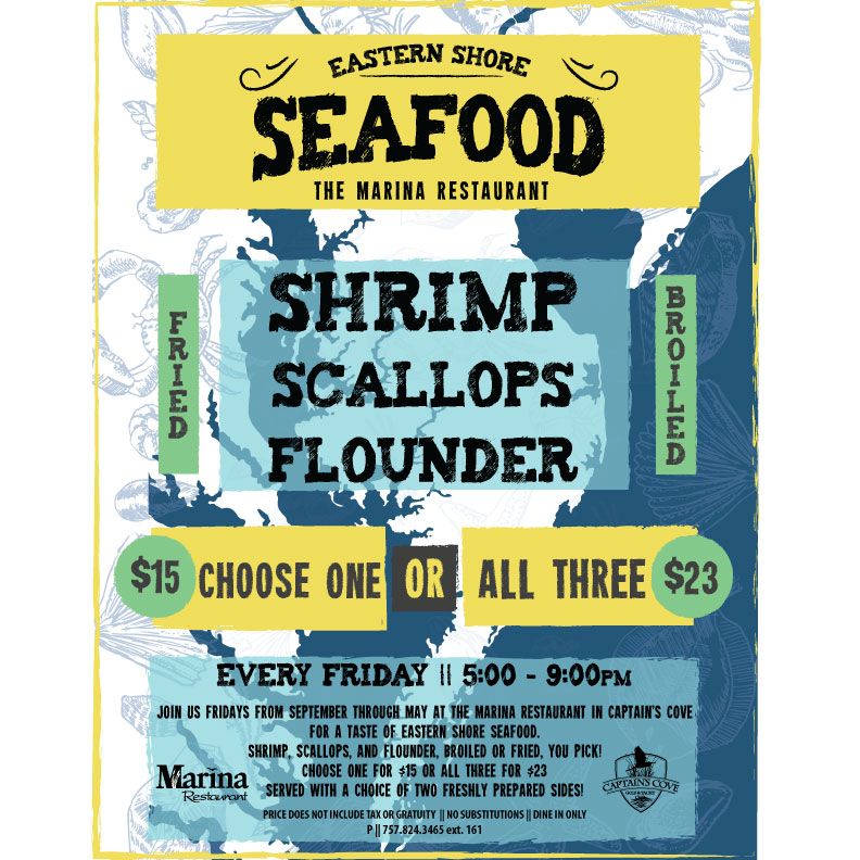 Eastern Shore Seafood