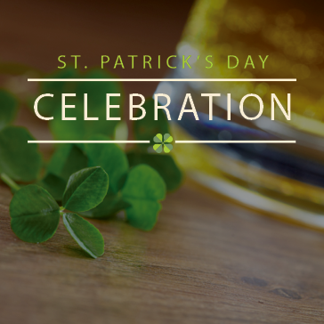 St Patricks Celebration Web
