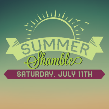 Summer Shamble Event at Dauphin Highlands Golf Course