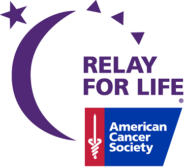 Relay for Life logo for event at Duluth Golf