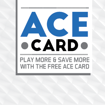 Whisper Creek Golf Course ACE Card