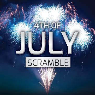 Fourth of July Scramble at Fairways Golf Club in Orlando, FL