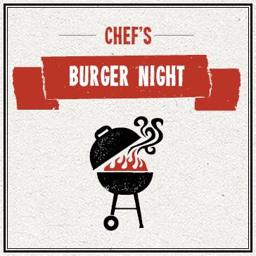chef's burger night