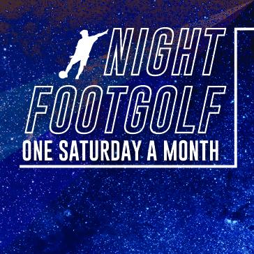 night footgolf