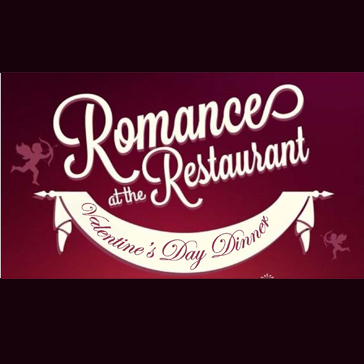 Romance in the air Valentines Dinner