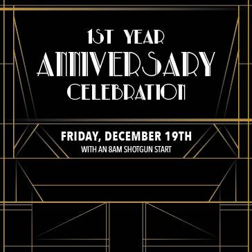 1 Year Anniversary Celebration at Colony West Golf Club in Tamarac, FL
