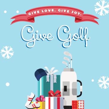 Gift of golf 18