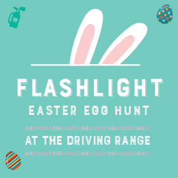 Flashlight Easter Egg Hunt  at Highland Woods Golf Course in Chicago, Illinois