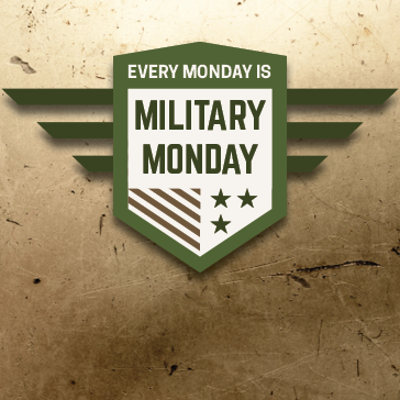Military Mondays at Duluth Golf