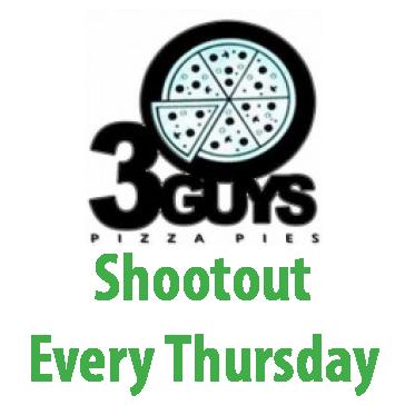 3 Guys Shootout golf tournament at Magnolia Green golf club in Richmond VA