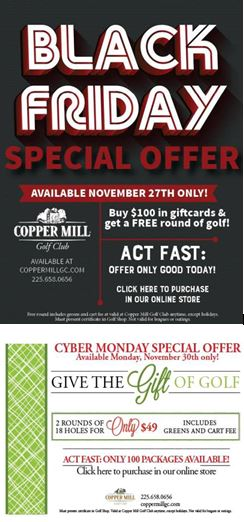 Copper Mill - Black Friday
