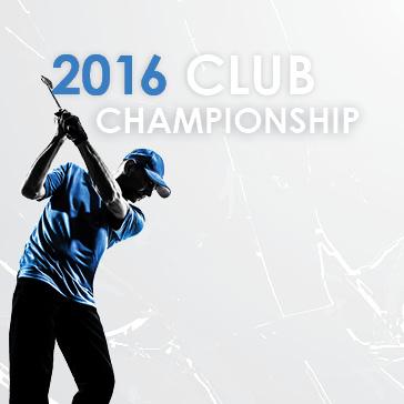 Club Championship at Water's Edge Golf Club