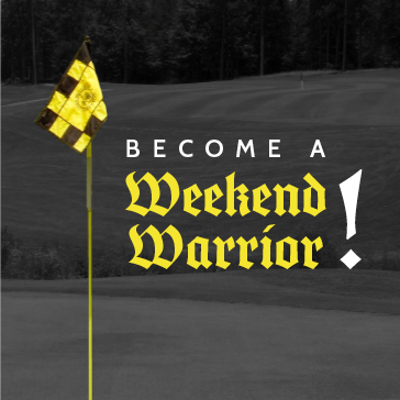 Weekend Warrior at stonebridge golf club