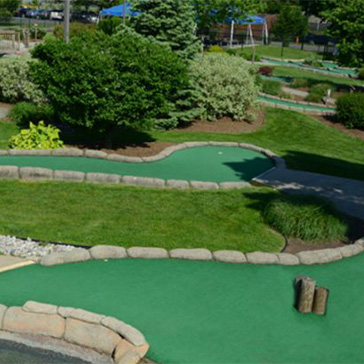 Miniature Golf Course at Hyatt Hills Golf Complex