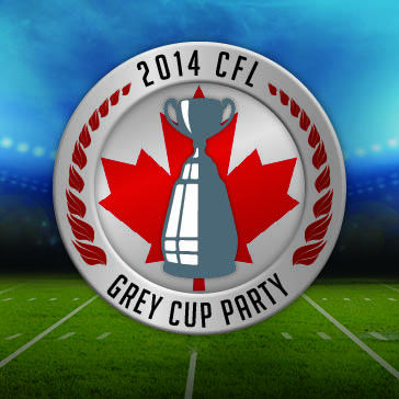 2014 CFL Grey Cup Party Event at Indianwood Golf & Country Club in Florida