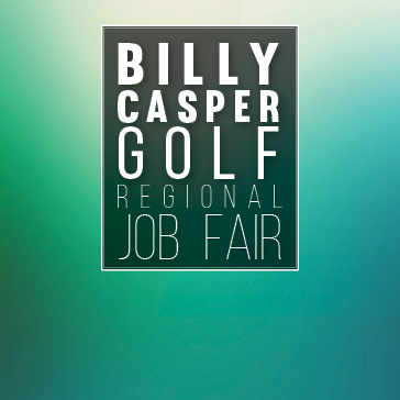 Job Fair at Billy Casper Golf