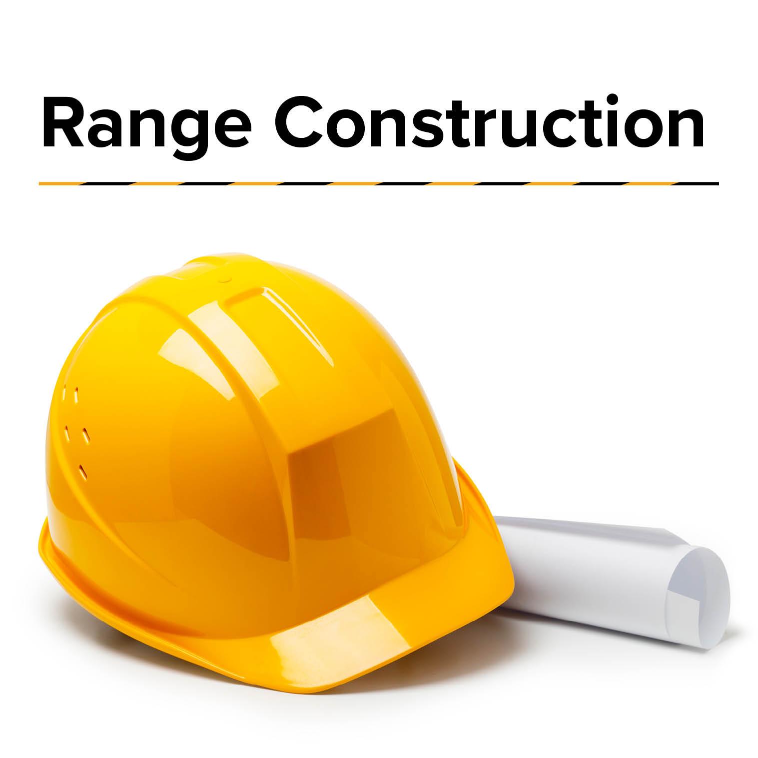 2019 Jackson Park Range Construction