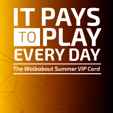 The Walkabout Summer VIP Card at Walkabout Golf Club in Mims, FL