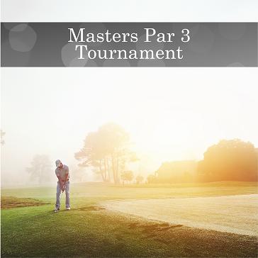 Masters Par 3 Event at Bent Creek